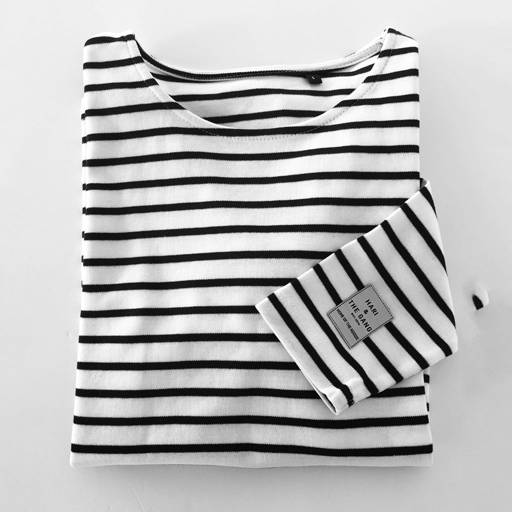 Breton Long Sleeve T-Shirt