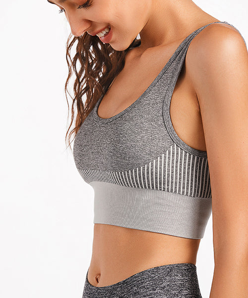 Bella City Medium-Support Sports Bra