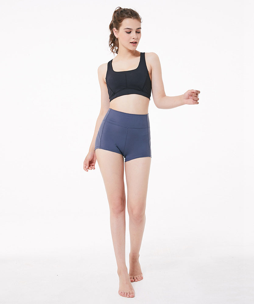 Sculpt High-Rise Shorts