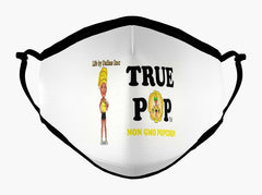 True Pop Mask  with Free 1ML of Dr. Dallas Anti-Viral Essential Oil Blend with Purchase