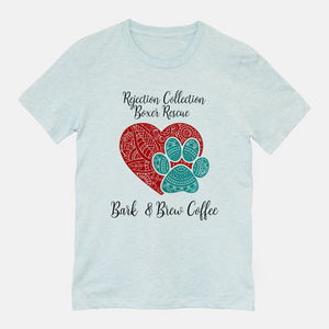 Rejection Collection Boxer Rescue Tshirt
