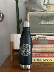 B+B Logo 17 oz Skinny Water Bottle