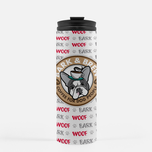 WOOF / B + B Thermal Travel Tumbler