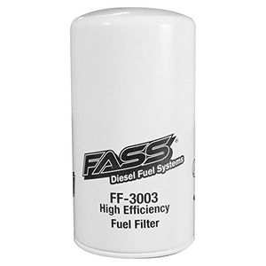 FASS Water Separators and Fuel Filters – 2 Day Filters - Where 2 Day