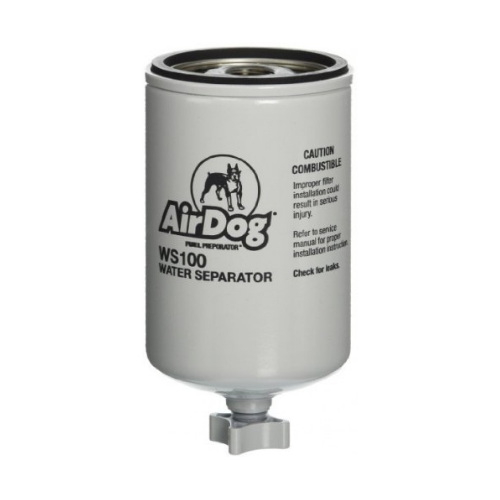 AirDog Fuel Filter and Water Separator Combo - FF100-2 Fuel Filter on