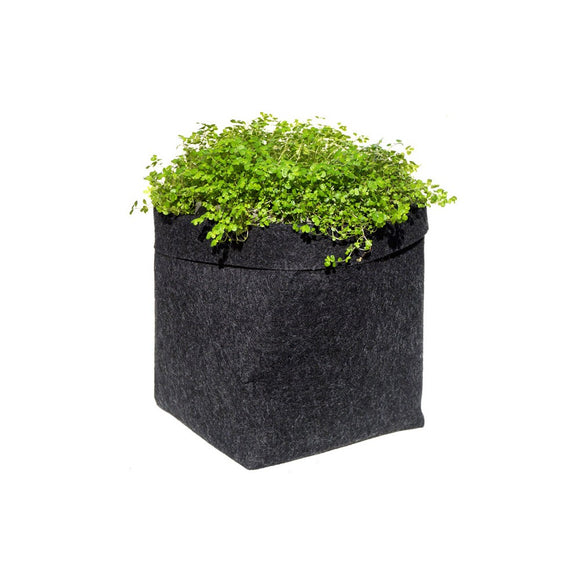 Gronest Textile Flower Pot - YBP - led grow lights KingOfLeds