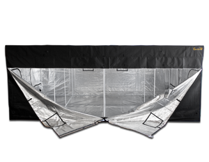 Gorilla GGT1020 ORIGINAL Grow Tent 305x610x210/240 cm (10'x20') - led grow lights KingOfLeds