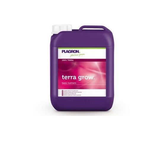 Plagron Terra Grow, 5L - led grow lights KingOfLeds
