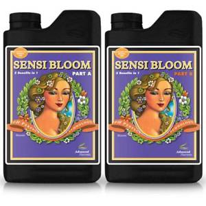 ADV NUTRIENTS - SENSI BLOOM A+B (PH PERFECT) - led grow lights KingOfLeds