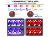 Viparspectra V900 set 2 pcs - led grow lights KingOfLeds