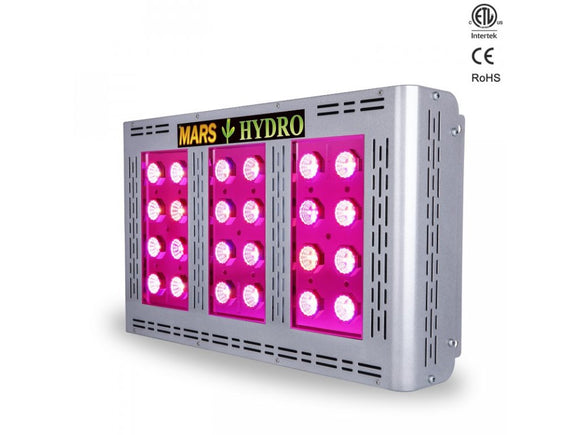 Mars Pro II Epistar 120 LED grow light 250w - led grow lights KingOfLeds