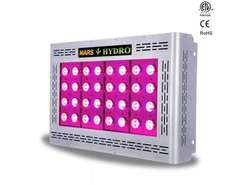 Mars Pro II Epistar 160 LED grow light 350w - led grow lights KingOfLeds