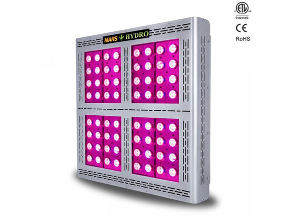 Mars Pro II Epistar 320 LED grow light 750w - led grow lights KingOfLeds