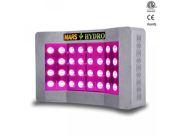 MarsPro II Cree128 LED grow light - KingOfLeds
