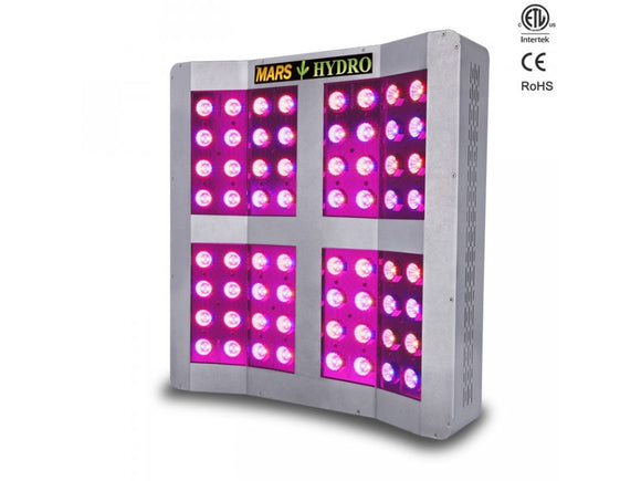 MarsPro II Cree256 LED grow light 650w - led grow lights KingOfLeds