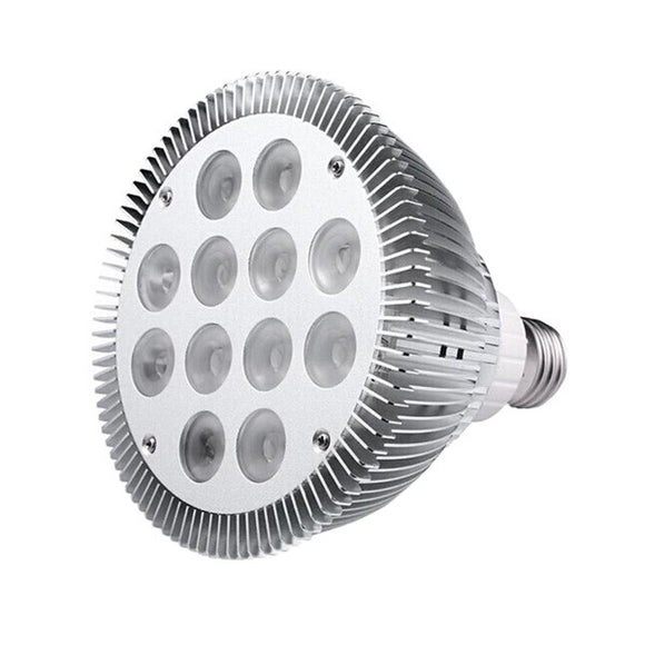 Diamond grow LED bulb 12x3W 2700k - led grow lights KingOfLeds