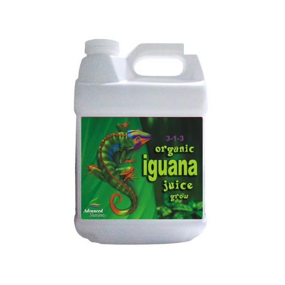 ADV NUTRIENTS - IGUANA JUICE ORGANIC GROW - led grow lights KingOfLeds