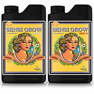 ADV NUTRIENTS - SENSI GROW A+B (PH PERFECT) - led grow lights KingOfLeds