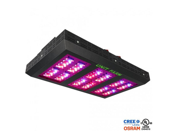 UFO-120 Cree Osram Led Grow Light - led grow lights KingOfLeds