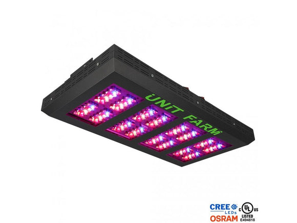 UFO-160 Cree Osram Led Grow Light - led grow lights KingOfLeds