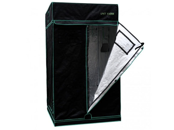 Grow Tent 4x4x7ft (120x120x210cm) - led grow lights KingOfLeds