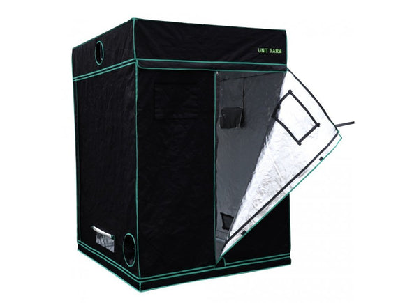 Grow Tent 5x5x7ft (150x150x210cm) - led grow lights KingOfLeds