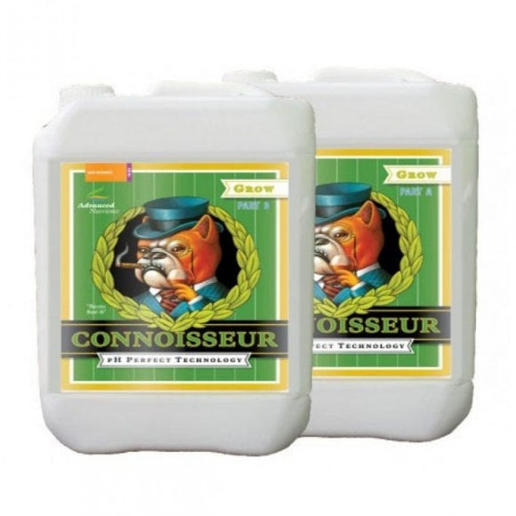 ADV NUTRIENTS - CONNOISSEUR A+B - GROW - led grow lights KingOfLeds