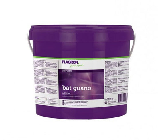 Plagron Bat Guano, 5L - led grow lights KingOfLeds