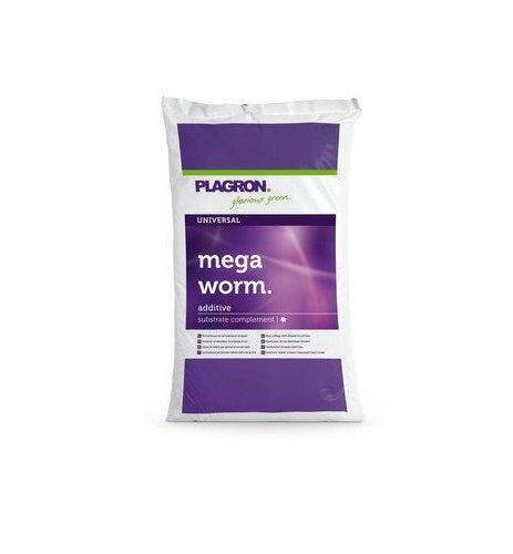 Plagron Mega Worm, 25L - led grow lights KingOfLeds