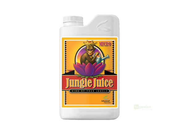 ADVANCED NUTRIENTS - JUNGLE JUICE MICRO - led grow lights KingOfLeds