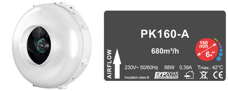 Prima Klima PK160-A - led grow lights KingOfLeds