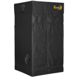 Gorilla GGT33 SH SHORTY Indoor Grow Tent 92x92x150/173 cm (3'x3') - led grow lights KingOfLeds