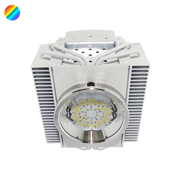 SPECTRUM KING 402+ 120˚ WIT - led grow lights KingOfLeds