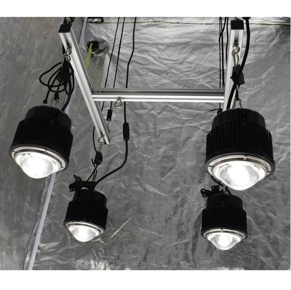Optic LED 3x3 (90 x 90 cm) Optic Hang Kit (216w)