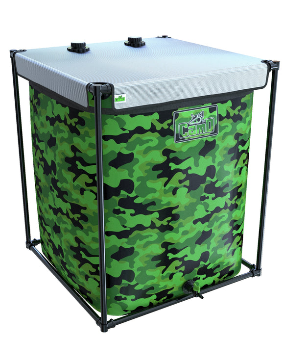 780LTR CAMO® Tank - led grow lights KingOfLeds