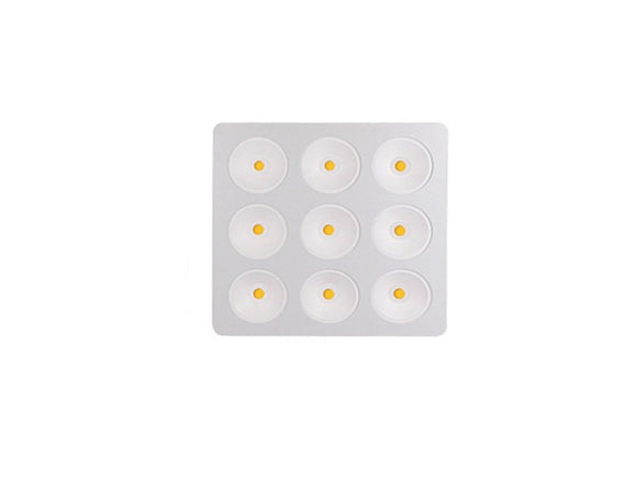 COB 9 Cree CXB 3070 1800w - 3500K - led grow lights KingOfLeds