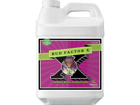 ADV NUTRIENTS - BUD FACTOR X - led grow lights KingOfLeds