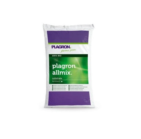 Plagron Allmix, 50L - led grow lights KingOfLeds