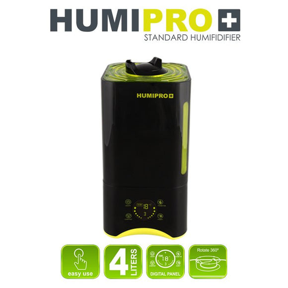 HUMIPRO 4L ultrasonic humidifier - led grow lights KingOfLeds