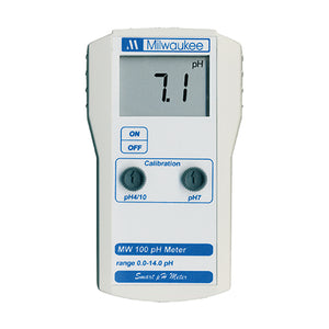 MILWAUKEE SMART PH METER MW100 - led grow lights KingOfLeds