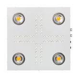 Optic 4 XL Dimmable COB LED Grow Light 460w (UV/IR) 3500k COBs - led grow lights KingOfLeds
