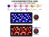 Viparspectra V450 set 4 pcs - led grow lights KingOfLeds