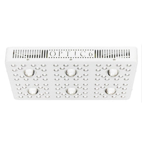 OPTIC 6 Gen3 COB LED Grow Light 620W (UV/IR) 3000k COBs - led grow lights KingOfLeds