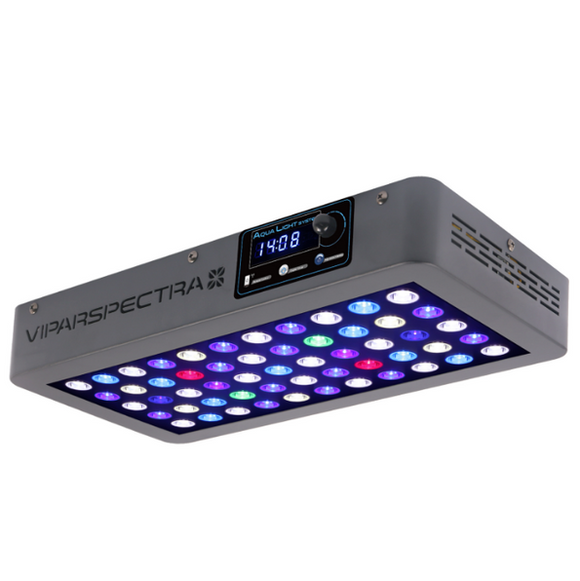 VIPARSPECTRA 165W LED Aquarium Light - led grow lights KingOfLeds