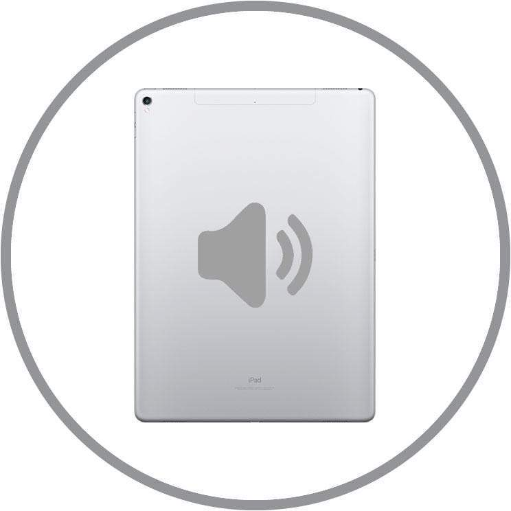 All iPad Audio Repairs