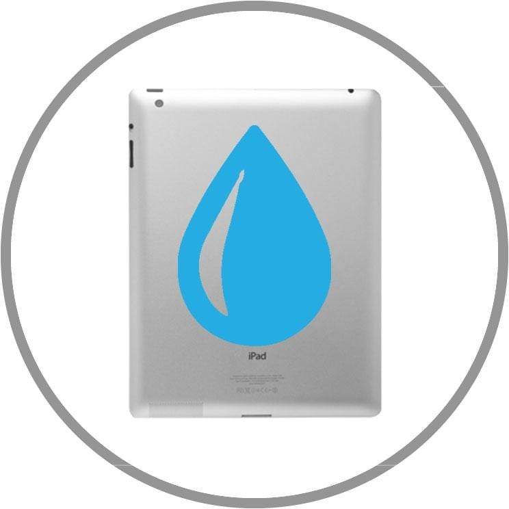 iPad 2 Water/ Liquid Damage Repair