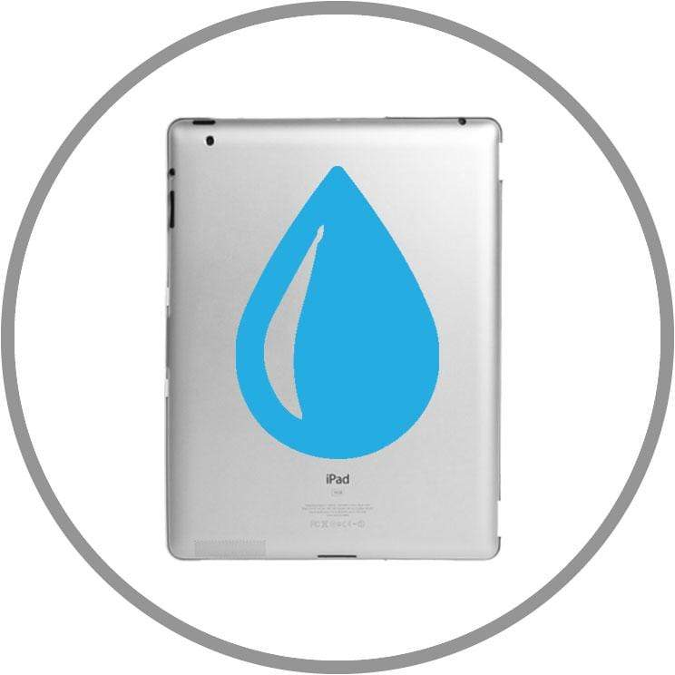 iPad 4 Water/ Liquid Damage Repair