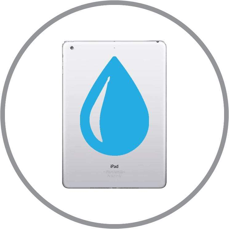 In-store Repair iPad Air 2 Liquid Damage Repair celltechmobilerepairs