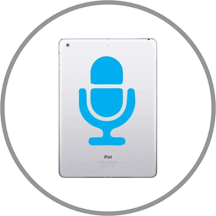 In-store Repair iPad Air 2 Microphone Repair celltechmobilerepairs