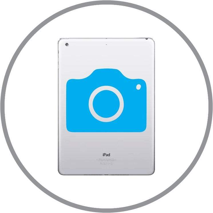 In-store Repair iPad Air 2 Rear Camera Repair celltechmobilerepairs
